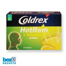 Coldrex HotRem + Vitamin C