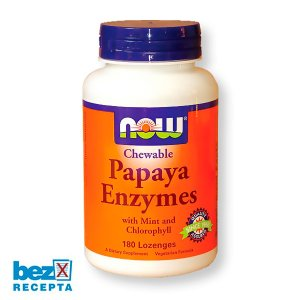Papaya Enzymes Chewable
