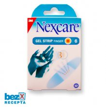 NEXCARE GEL STRIP FINGER