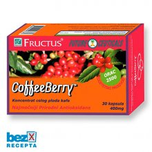 Coffee berry kapsule