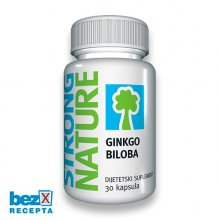 Strong Nature Gingko Biloba-30