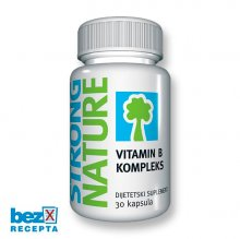 Strong Nature Vitamin B kompleks